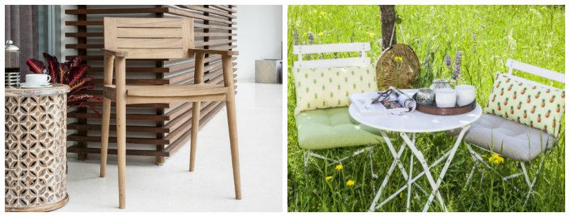 Sedie da giardino perfette per l 39 outdoor dalani e ora for Sedie da giardino in ferro battuto