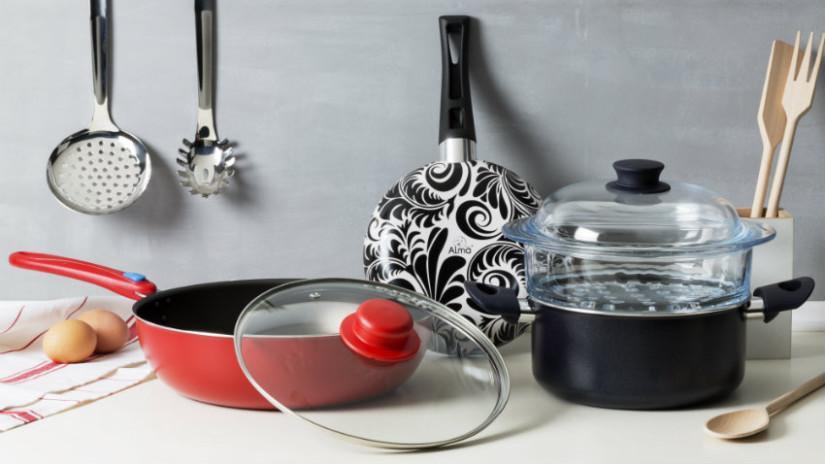 spatola da cucina colorata