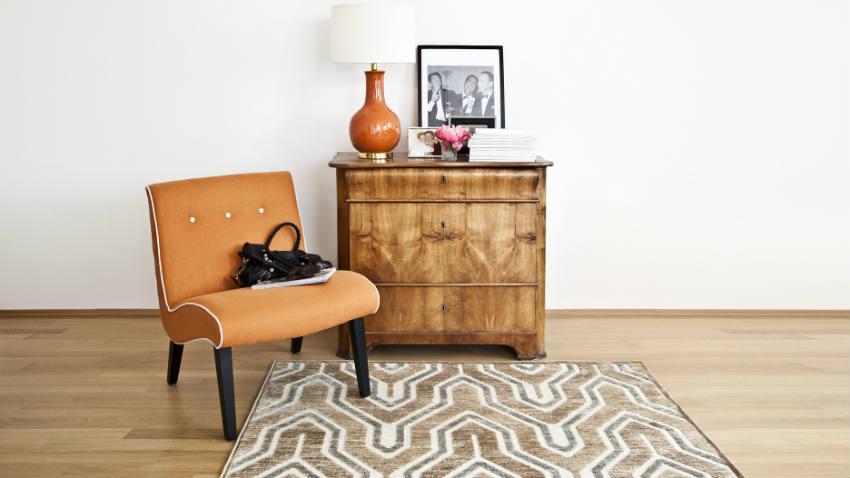 tappeti scandinavi eleganti geometrie per la casa