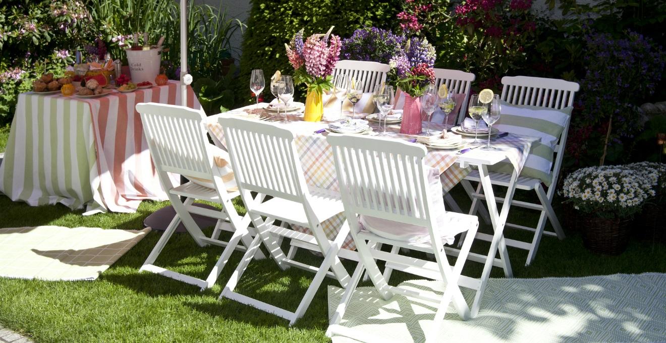 Cuscini per sedie da esterno: comfort outdoor - Dalani e ora Westwing