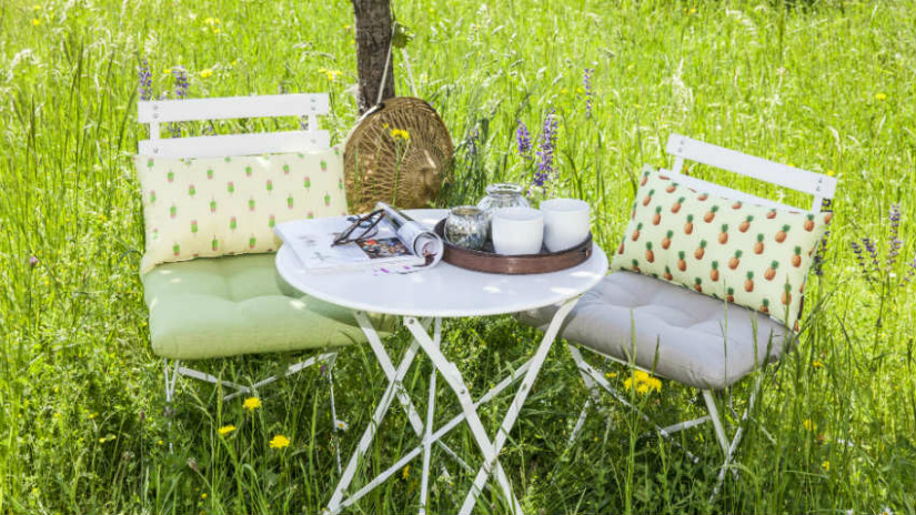 set da picnic tavolino sedie pieghevoli