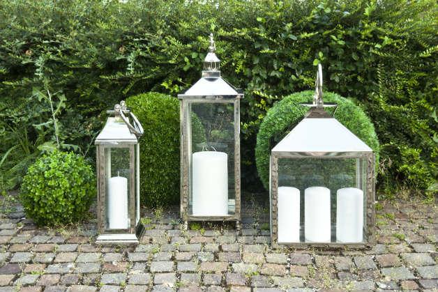 Lampade da esterno per dolci serate all aperto dalani e for Illuminazione da giardino a led