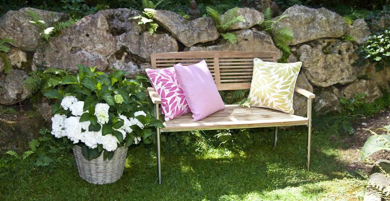 Cuscini per sedie da esterno comfort outdoor dalani e for Arredo giardino cuscini
