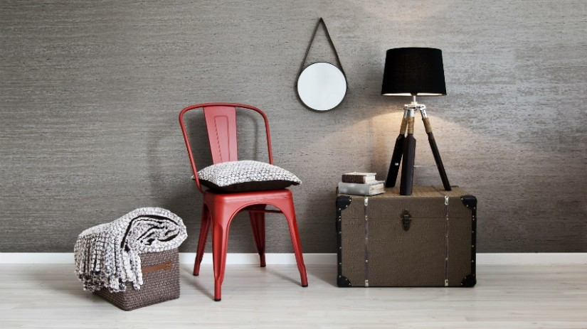 Arredamento stile industriale eleganza semplice dalani - Camera da letto stile industriale ...