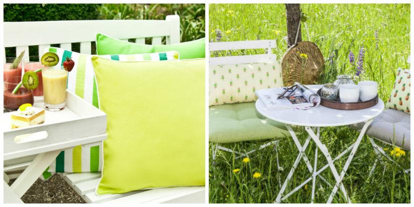 cuscini da esterno giardino