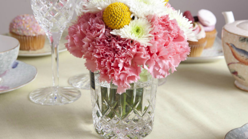 linguaggio dei fiori vasetto