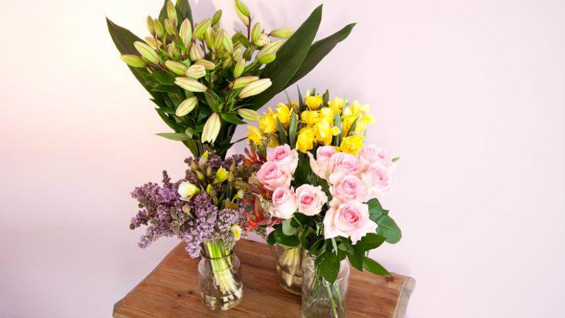 linguaggio dei fiori bouquet