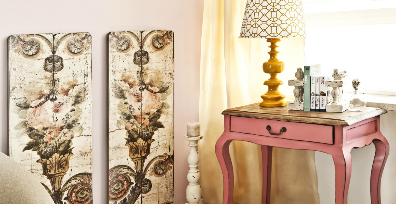 Llampade da tavolo in porcellana