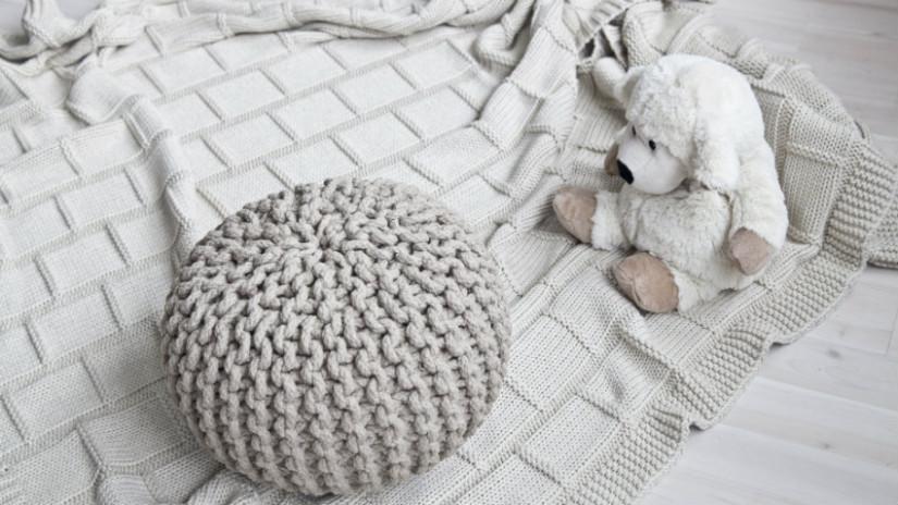 coperte in cotone e accessori per bambini