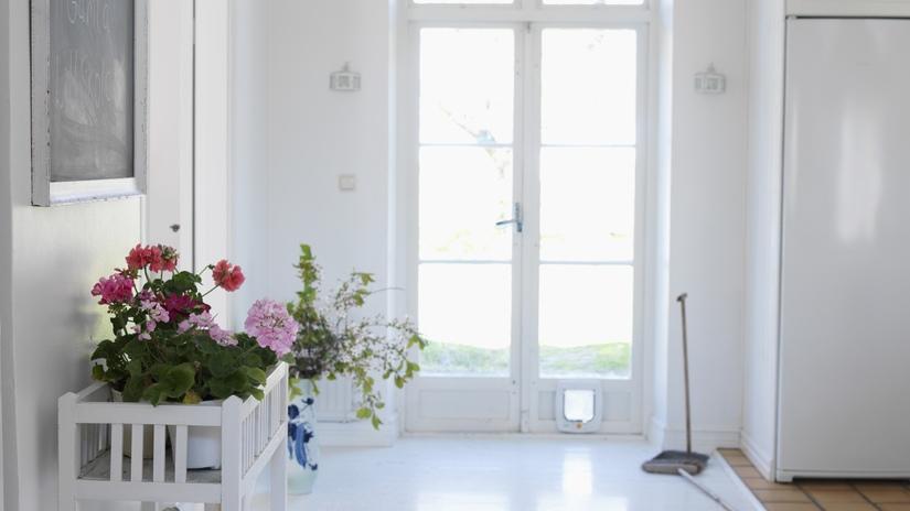 Arredamento casa bianco excellent quaranta arredo casa for Tipi di arredamento
