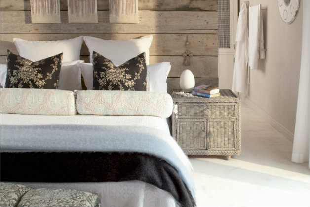 Camera da letto rustica suggestioni country westwing - Camere da letto matrimoniali rustiche ...