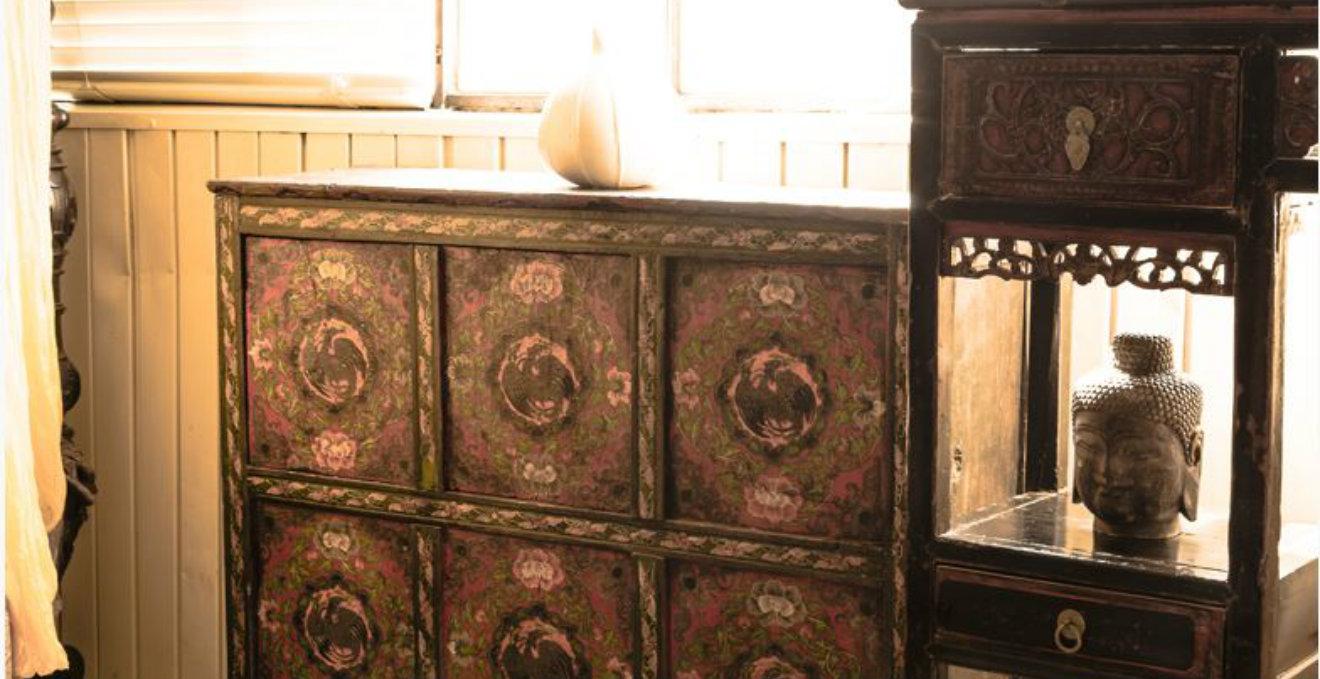 Arredamento etnico stile dal lontano oriente westwing - Dalani mobili camere da letto ...