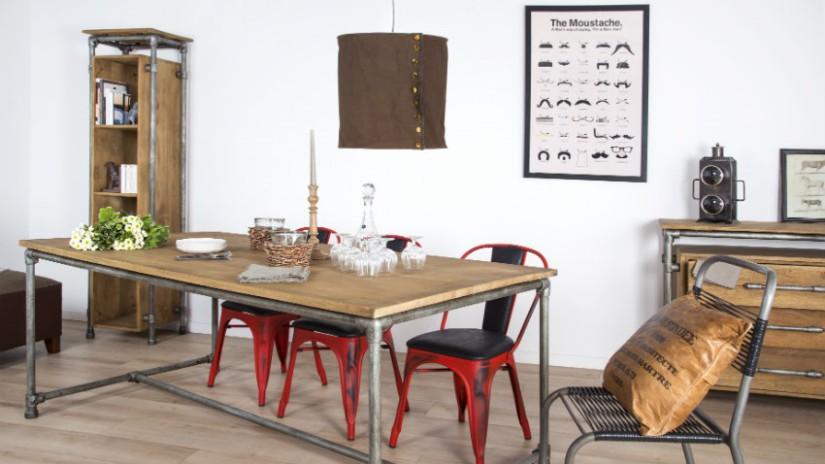 tavolo moderno rettangolare