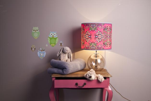 Westwing lampadari in tessuto modernit e tradizione for Soggiorno minimalista