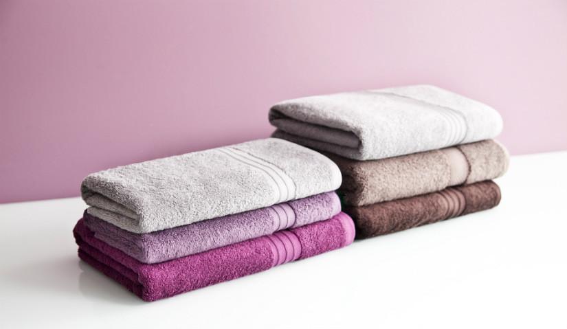 asciugamai in microfibra