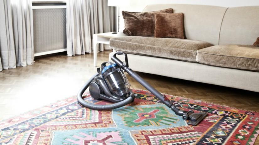 aspirapolvere Dyson, pulizia in casa