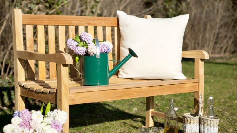 cuscino per panche cuscini per panche da giardino