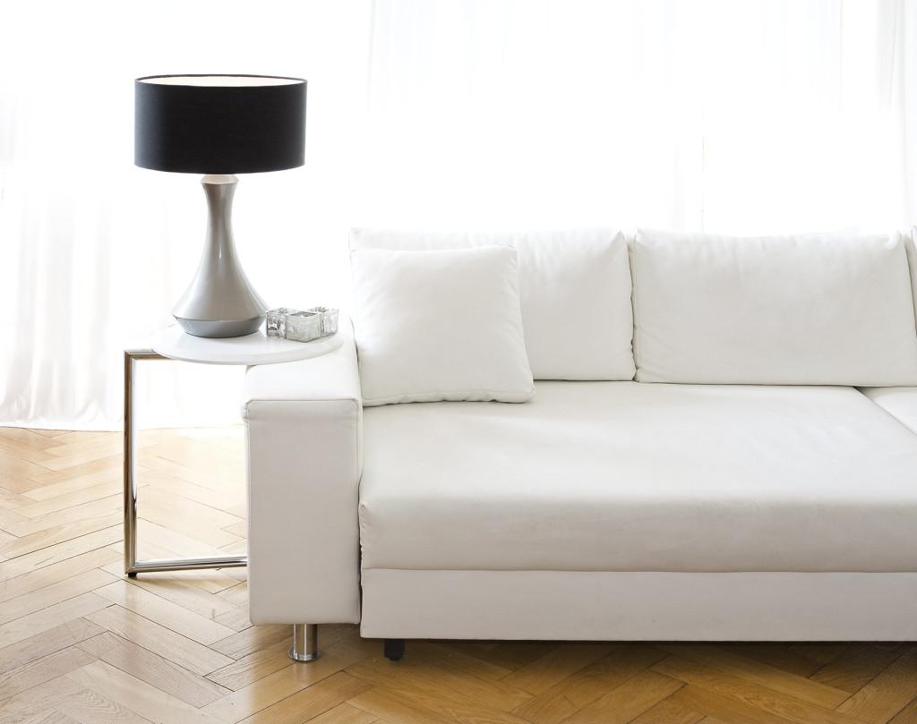 Divano bianco purezza d 39 arredo dalani e ora westwing - Un divano per dodici ...