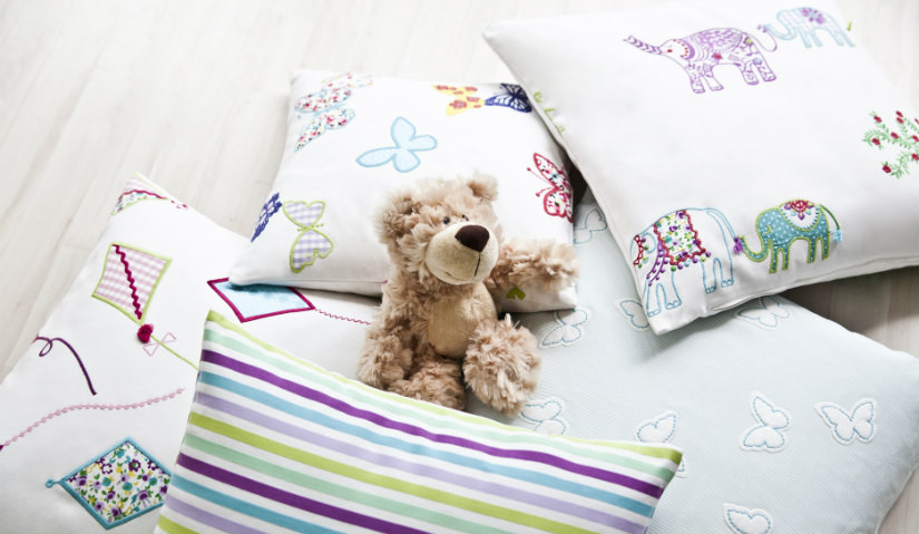 Lenzuola per bambini soffici colori dalani e ora westwing - Lenzuola letto singolo bambino ...