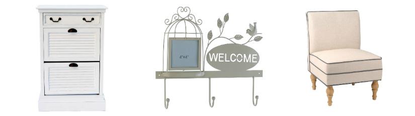 Mobili da ingresso comodi accessori per la casa dalani - Mobili per ingresso classici ...