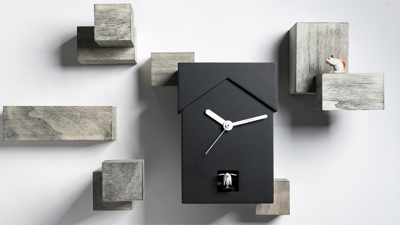 orologi a cucu per il soggiorno