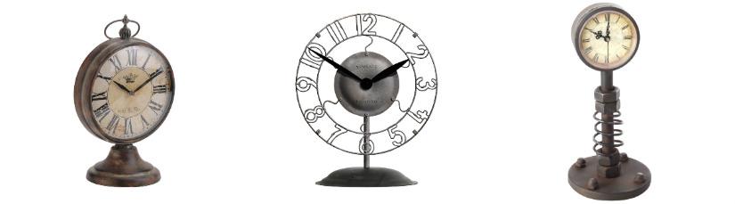 Orologi da tavolo il tempo senza tempo dalani e ora - Dalvey orologio da tavolo ...