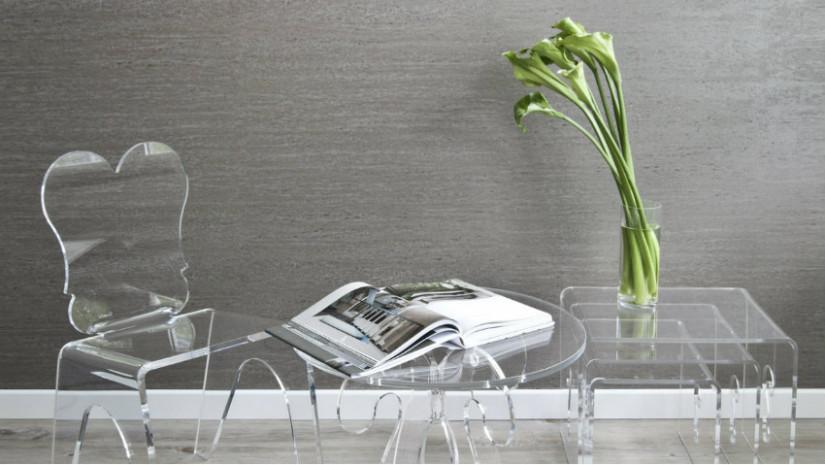 sedie di design in plexiglass