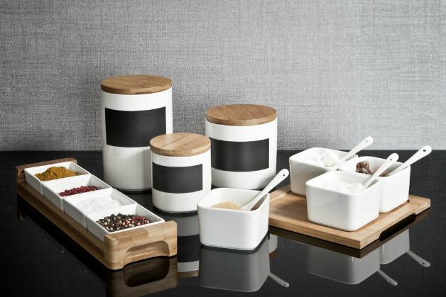 Barattoli in metallo: ordine e design in cucina - Dalani e ora Westwing
