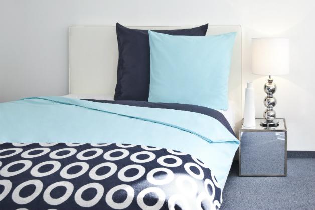 Camera da letto blu: colore del relax e armonia - Dalani e ora Westwing