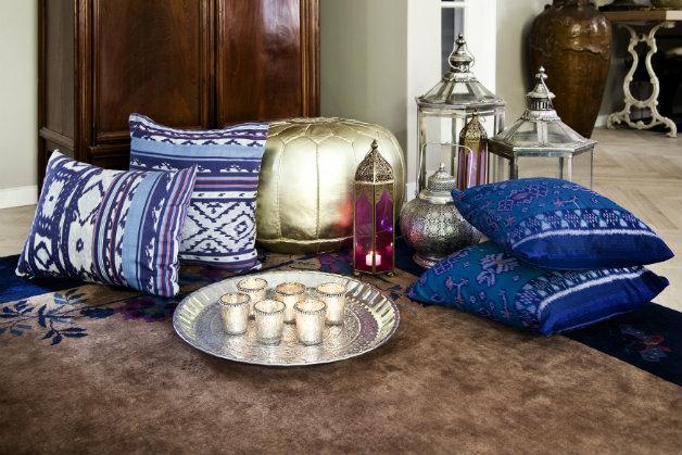 Camera da letto etnica: atmosfera esotica|DALANI