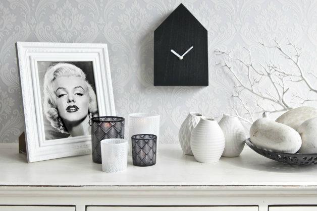 Camera da letto bianca e nera: fascino di sempre | WESTWING - Dalani ...