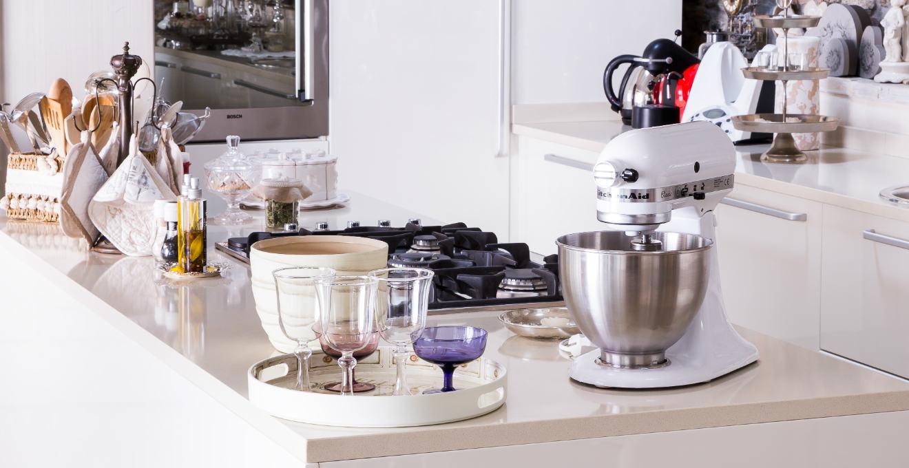 DALANI  Cucine di lusso: note sofisticate per la tua casa