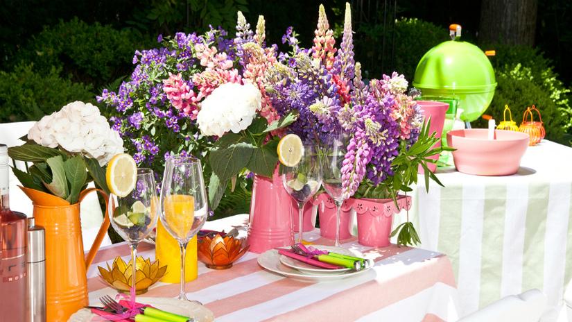 ricette per Pasqua pranzo in giardino
