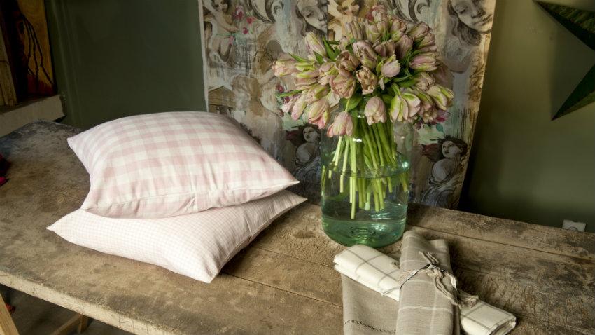 Tende da salotto raffinate ed eleganti dalani e ora - Tende eleganti per camera da letto ...