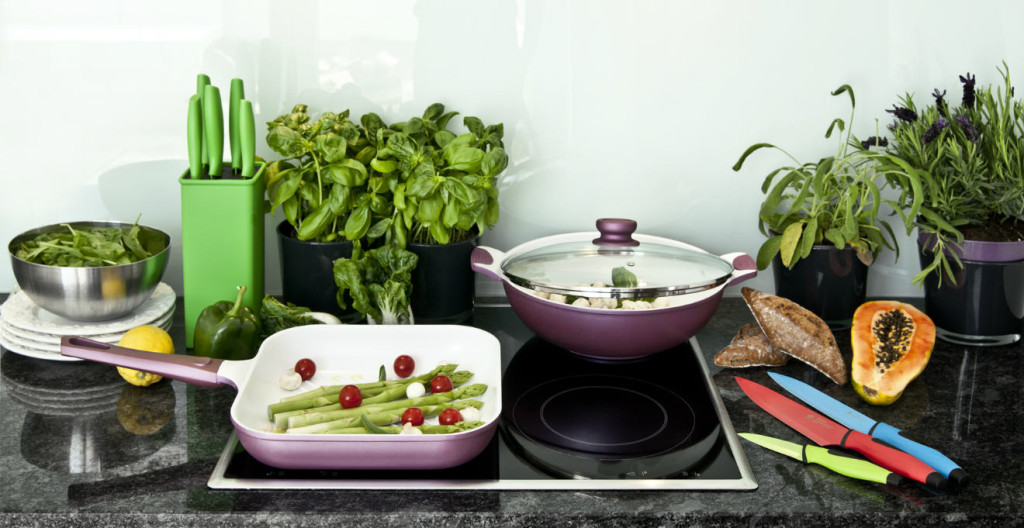 wok in acciaio