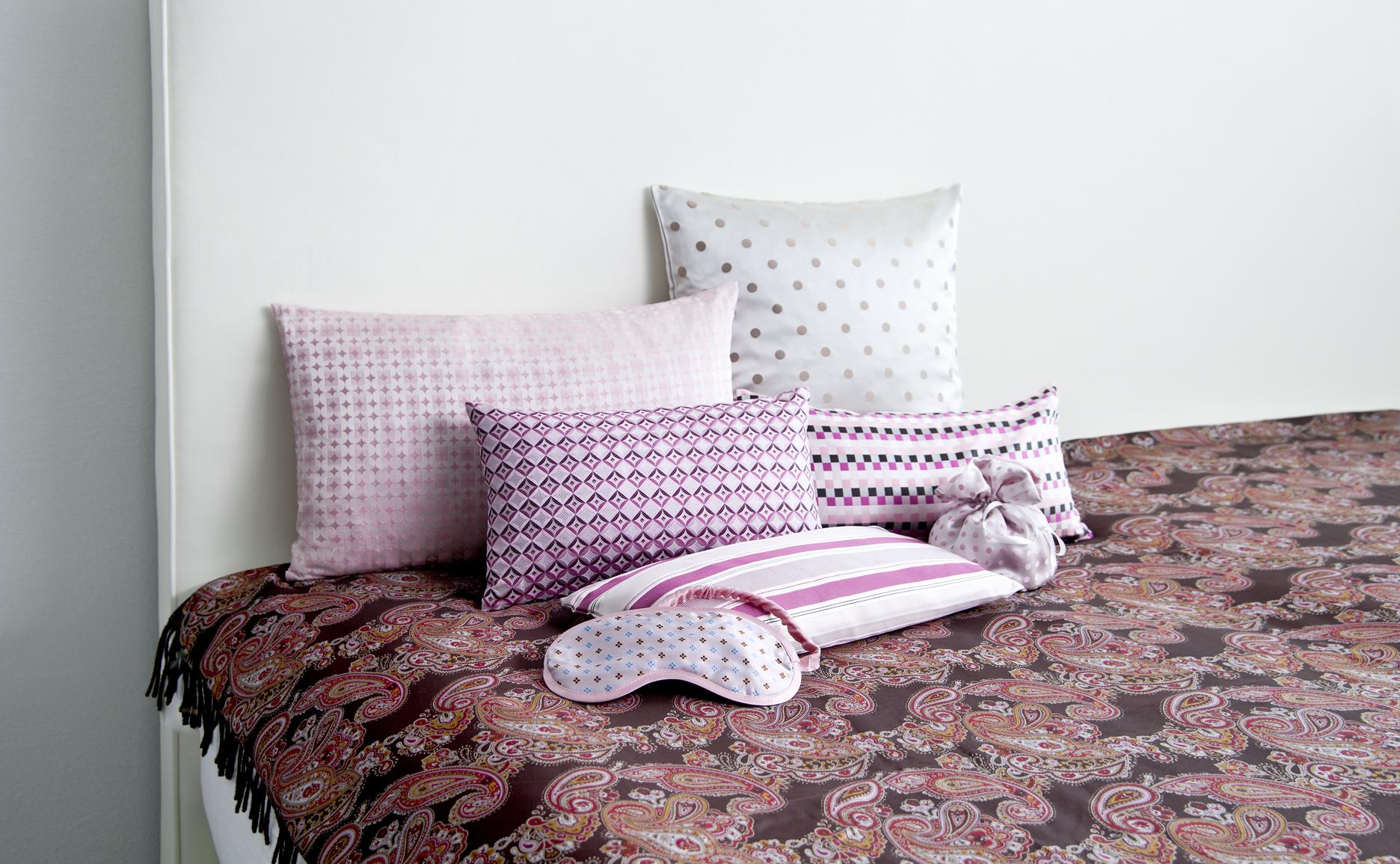 Cuscini decorativi per letto il dettaglio mancante dalani e ora westwing - Cuscini decorativi letto ...