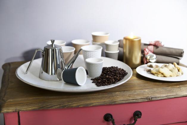 Servizio da caff pausa con stile dalani e ora westwing for Tazzine caffe moderne