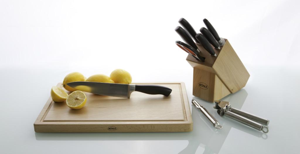 coltelli in acciaio