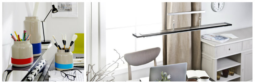 accessori per ufficio mensole penne lampada lampadario sedia computer