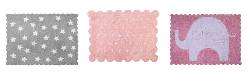 tappeti colorati per cameretta