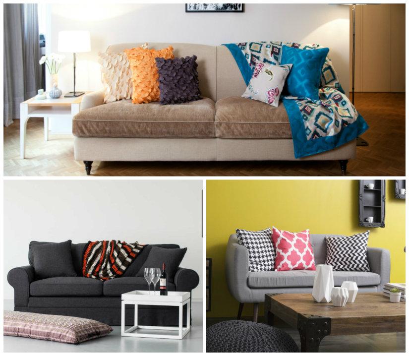 Divano letto 2 posti funzionalit in casa dalani e ora - Come coprire un divano rovinato ...