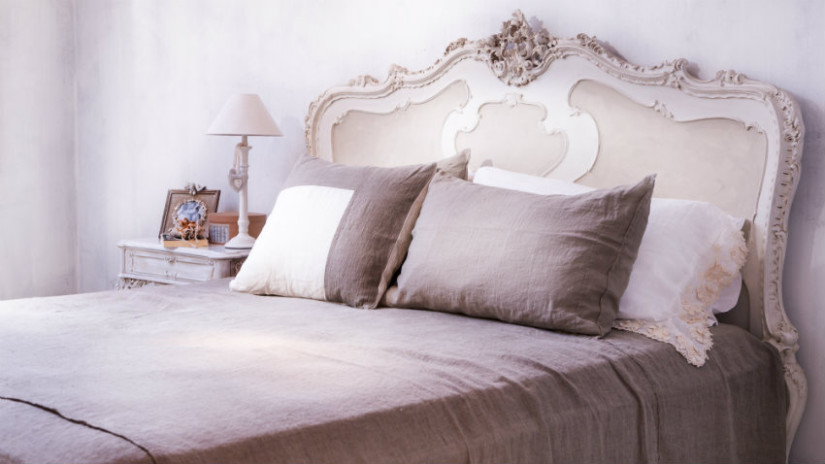 letto shabby