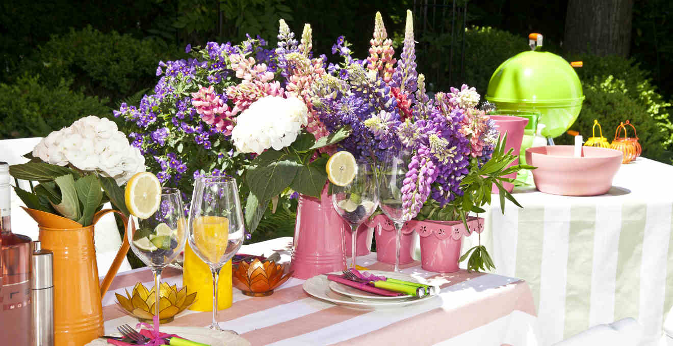 Addobbi floreali per Pasqua