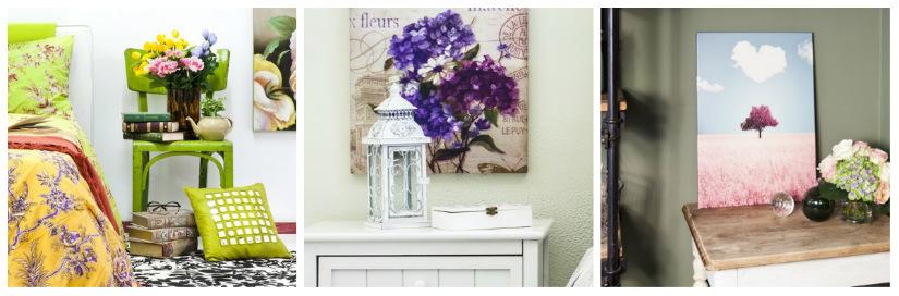 Quadri con fiori: natura e romanticismo in casa - Dalani e ora Westwing