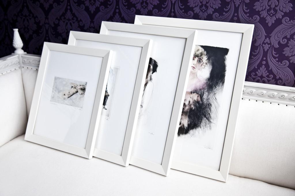 quadri verticali