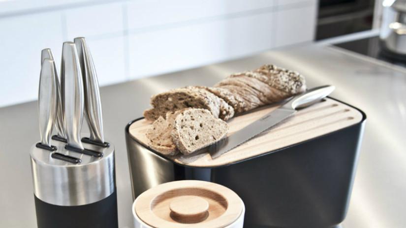 tagliere per pane pratico