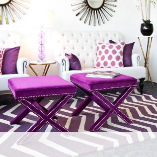 "tappeto viola"" width="