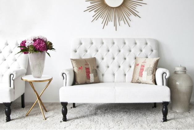 Copridivano trapuntato colorato caldo e morbido dalani - Copridivano per divani reclinabili ...