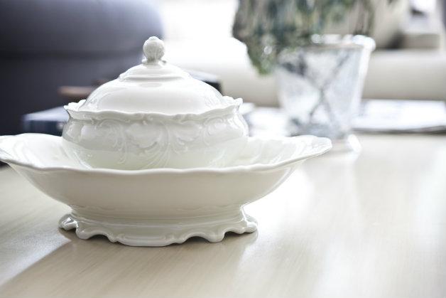 pirofila in ceramica