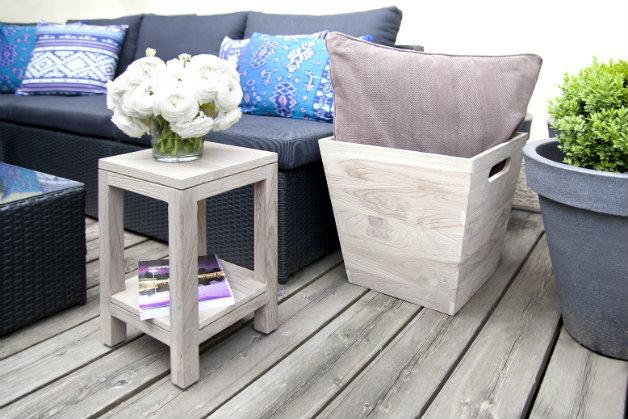 Tavolini In Legno Bianco : Tavolino design formato mini in casa dalani e ora westwing